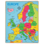 Europe Inset Puzzle - Seaton Gifts