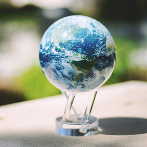 "4.5"" Mova Globe Satellite Cloud Cover - Seaton Gifts"
