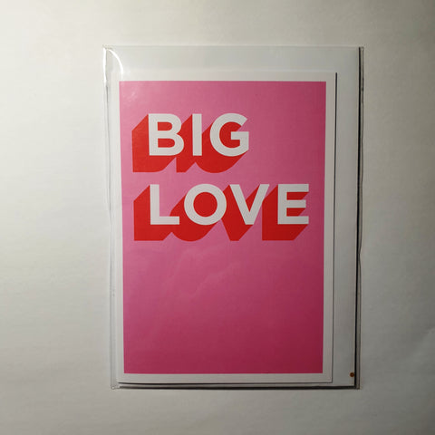 Big Love Card - Seaton Gifts