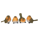 Robins (Set of 4)