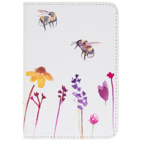 Busy Bee Passport Holder