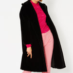 Faux Fur Shearling Coat - Seaton Gifts