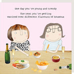 Houmous Card - Seaton Gifts