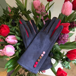 Suedette Touch Screen Gloves