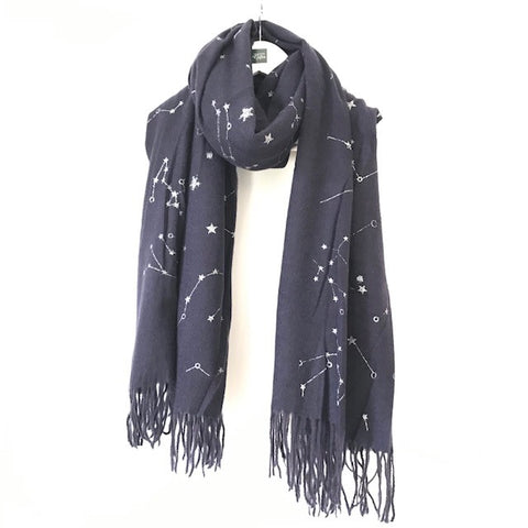 Constellation Scarf - Seaton Gifts