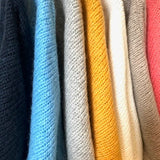 Mohair V-Neck Jumpers