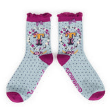 "Alphabet Socks - ""T"" - Seaton Gifts"