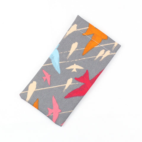 Swallow Glasses Case - Seaton Gifts