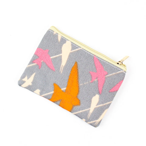 Swallow Coin Purse - Seaton Gifts