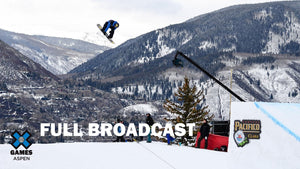 Jeep Men's Snowboard Slopestyle: FULL BROADCAST | X Games Aspen 2020