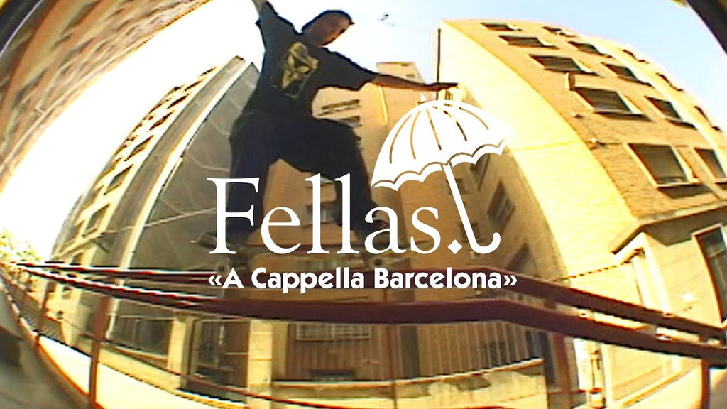 "Hélas' ""Fellas: A Cappella BCN"" Video"