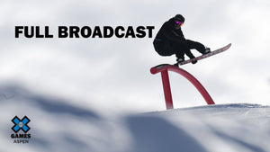 Jeep Snowboard Rail Jam: FULL BROADCAST | X Games Aspen 2020