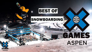 BEST OF SNOWBOARDING | X Games Aspen 2020