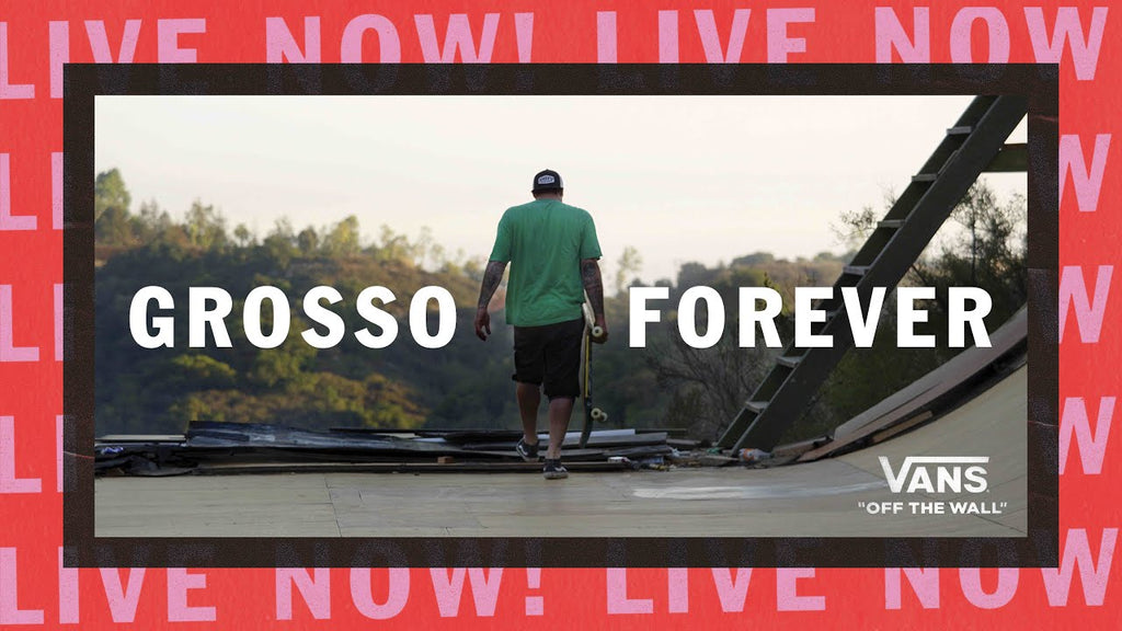 Grosso Forever: Jeff Grosso's Birthday Tribute
