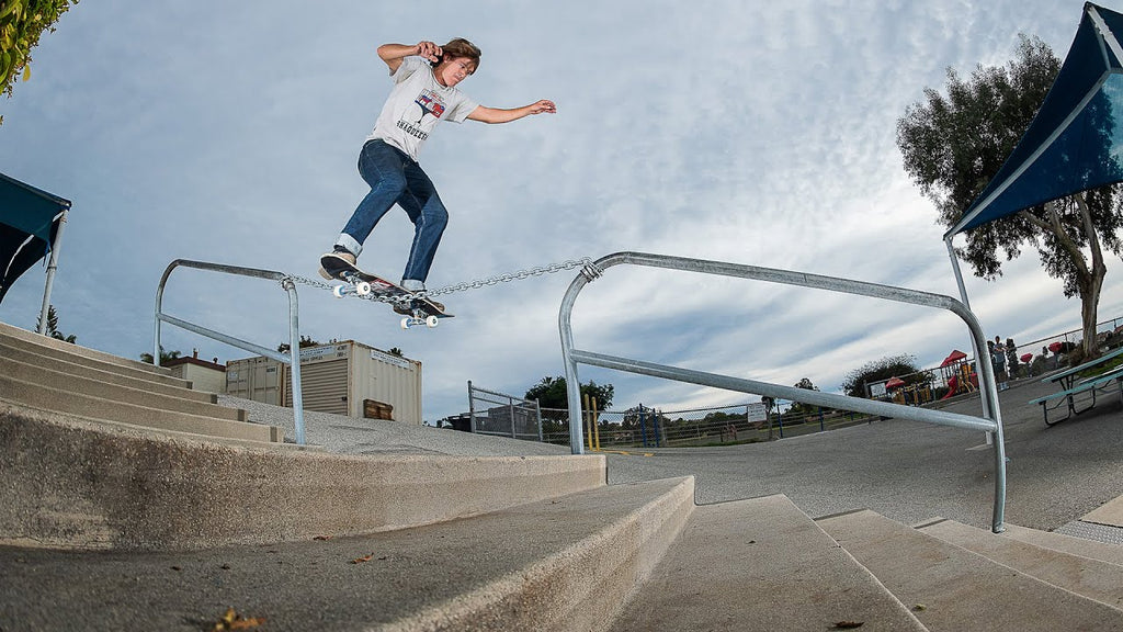 "Rough Cut: Clive Dixon's ""Creep"" Part"