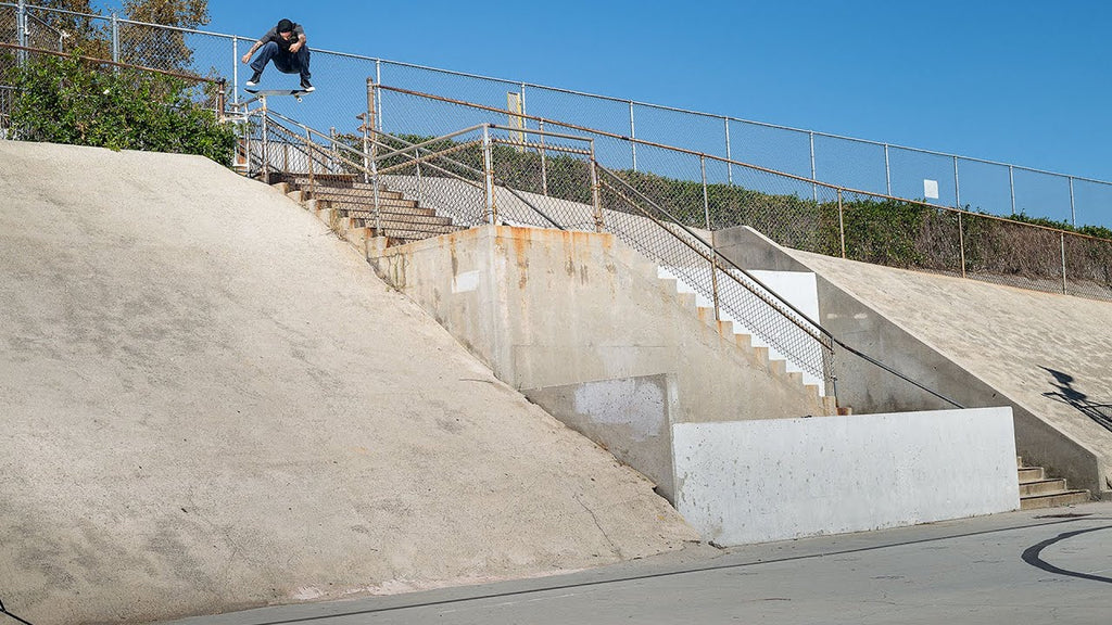 "Rough Cut: Milton Martinez's ""¡Demolición!"" Part"