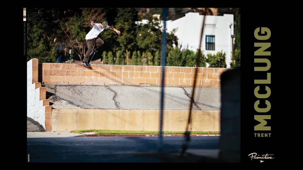 Trent McClung for Primitive Skate