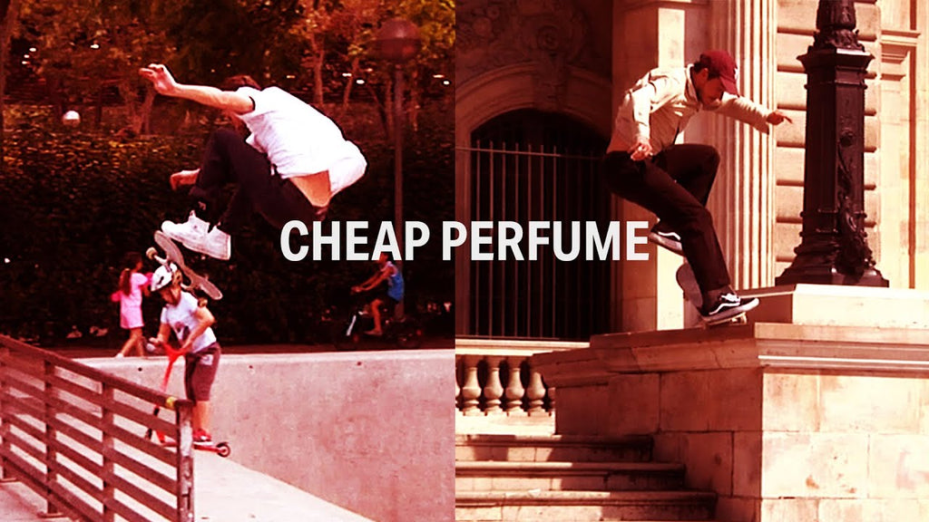 "FORMER's ""Cheap Perfume"" Video"