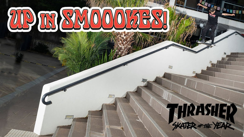 "SOTY Trip 2019 ""Up in Smoookes!"" Video"