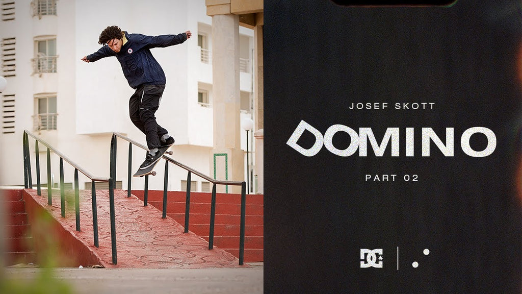 "Josef Skott in DC's ""Domino"" Part 02"