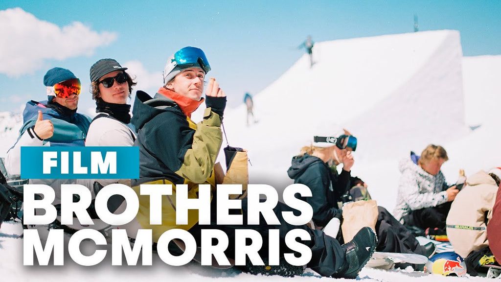 Exploring Three Disciplines of Snowboarding w/ Craig & Mark McMorris (FULL FILM)