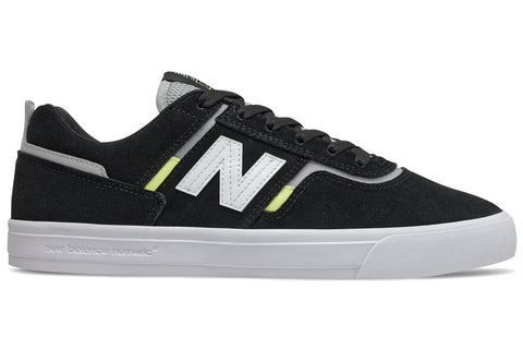 New Balance Numeric - 306 Jamie Foy Black/Lemon
