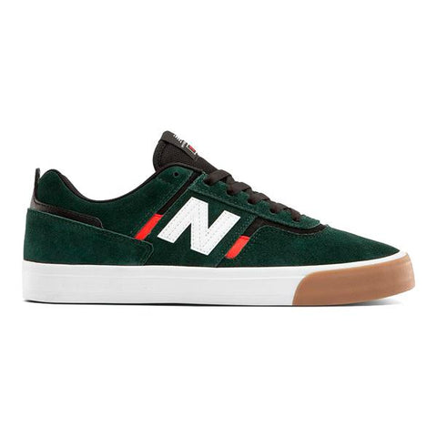 New Balance Numeric - 306 Dark Green/Red
