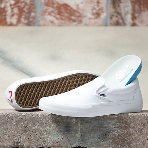Vans Slip-On Pro - White