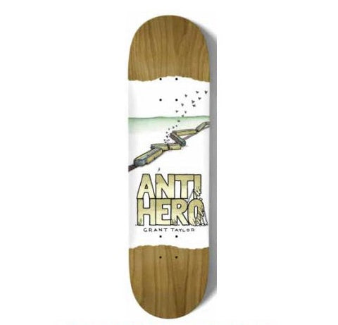 Anti Hero Taylor Expressions Deck - 8.38""