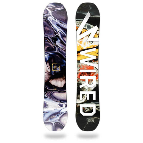 WIRED DRIFT SERIES WOMENS SNOWBOARD 2019/2020