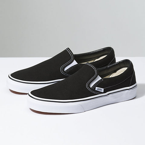 Vans Slip-On - Black/White