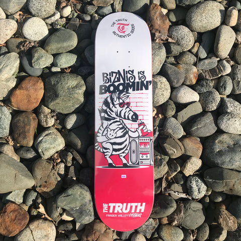 The Truth - Animal Series Shop Deck (Zebra)