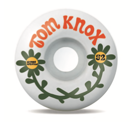 "Sml. Wheels - Tom Knox ""The Love Series"" - V-Cut - AG Formula 99a - 52mm"