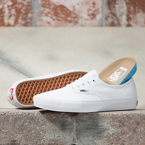Vans Authentic Pro - True White/True White