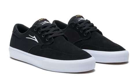 Lakai Riley 3 - Black/Suede