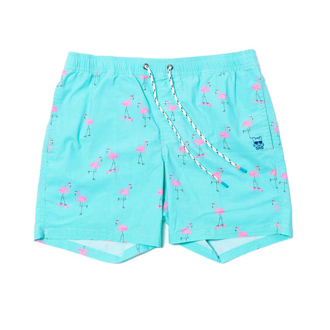 Party Pants - Cruisers Mint Green Short