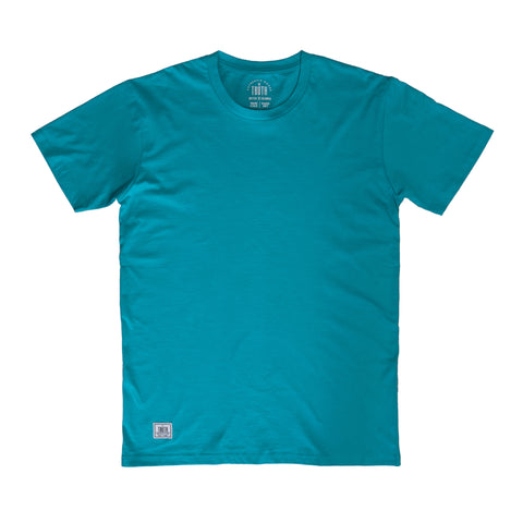 theTRUTH Essentials Premium Tee 18 - Teal