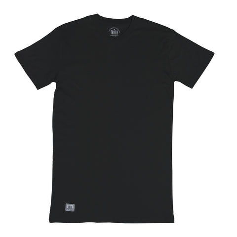 theTRUTH Essentials Premium Tall Tee 18 - Black