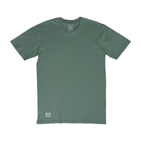 theTRUTH Essentials Premium Tee 18 - Seaweed