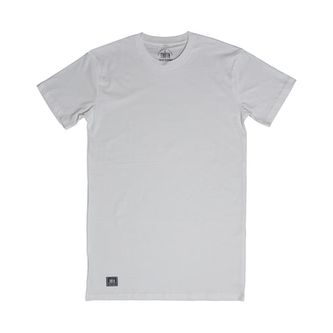 theTRUTH Essentials Premium Tall Tee 18 - White