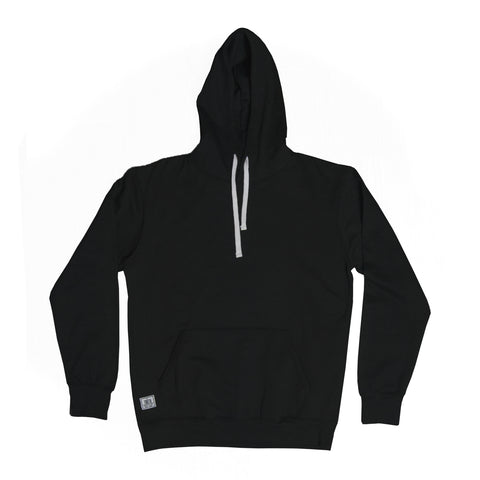 theTRUTH Essentials Pullover Hoody - Black