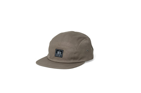theTRUTH Essentials 5 Panel Hat 18 - Khaki