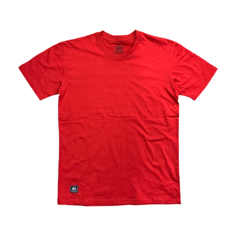 theTRUTH Essentials Premium Tee 18 - Red