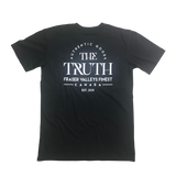 theTRUTH Frat House Premium Tee 18 - Black