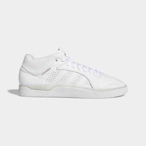 Adidas Tyshawn Pro - Cloud White/Cloud White/Cloud White