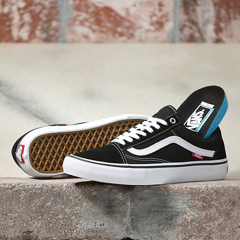 Vans Old Skool Pro - Black/White