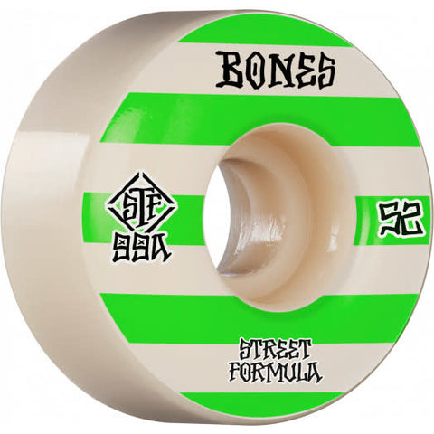 Bones Wheels - STF V4 Wide 99A 52mm