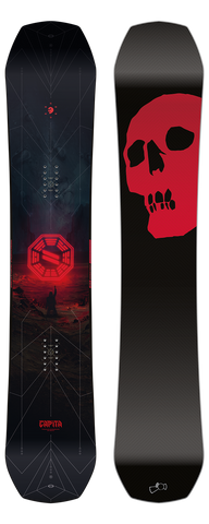 CAPITA BLACK SNOWBOARD OF DEATH 2019/2020
