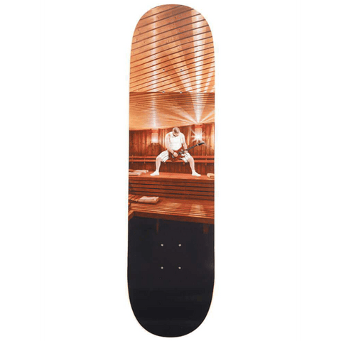 Alltimers U Should Be Relaxin Sauna Deck - 8.25""
