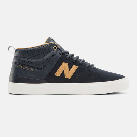 New Balance Numeric - 379 Mid Sour Solution Navy/Brown